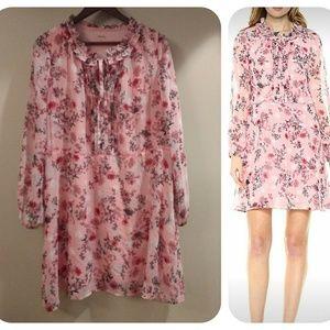 Kensie Prairie floral dress, XL